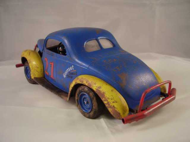 1940 Ford Jalopy Dirt Racer Weathe19