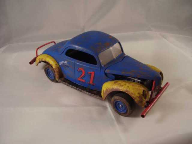1940 Ford Jalopy Dirt Racer Weathe20