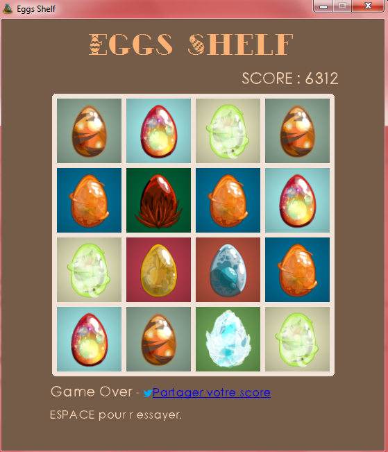 2048 version Dofus Egg10