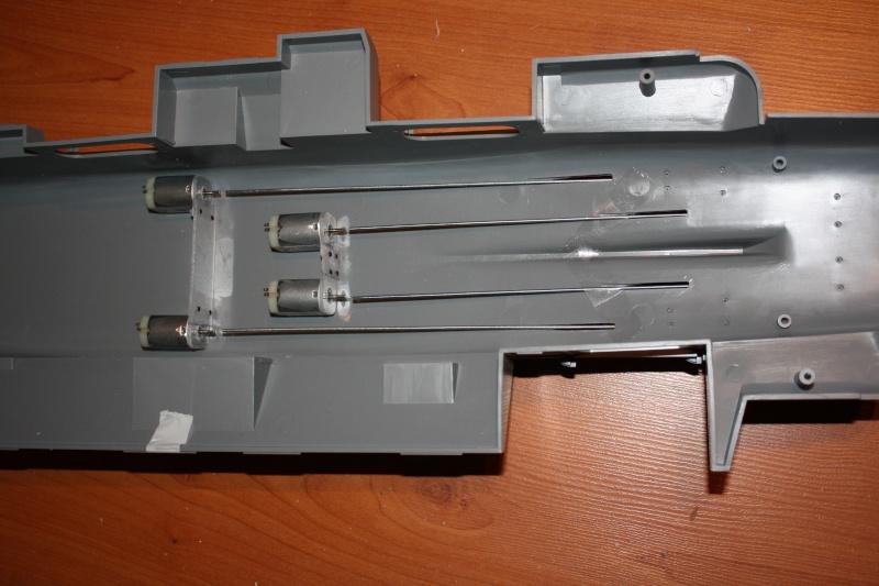 USS Enterprise M 1:350,  1005 mm lang - Seite 3 00219