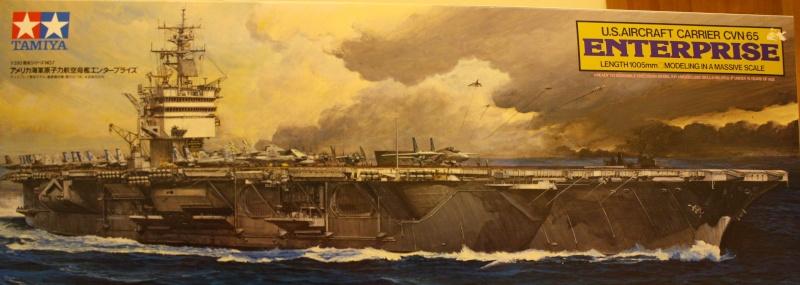 TAMIYA BAUSATZ USS ENTERPRISE  CVN65 00311