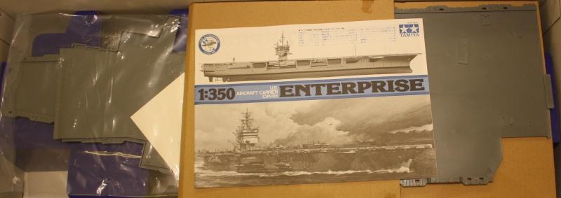 TAMIYA BAUSATZ USS ENTERPRISE  CVN65 00610