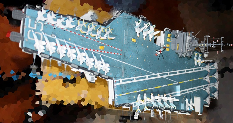 USS Enterprise M 1:350,  1005 mm lang - Seite 26 Das_fe10