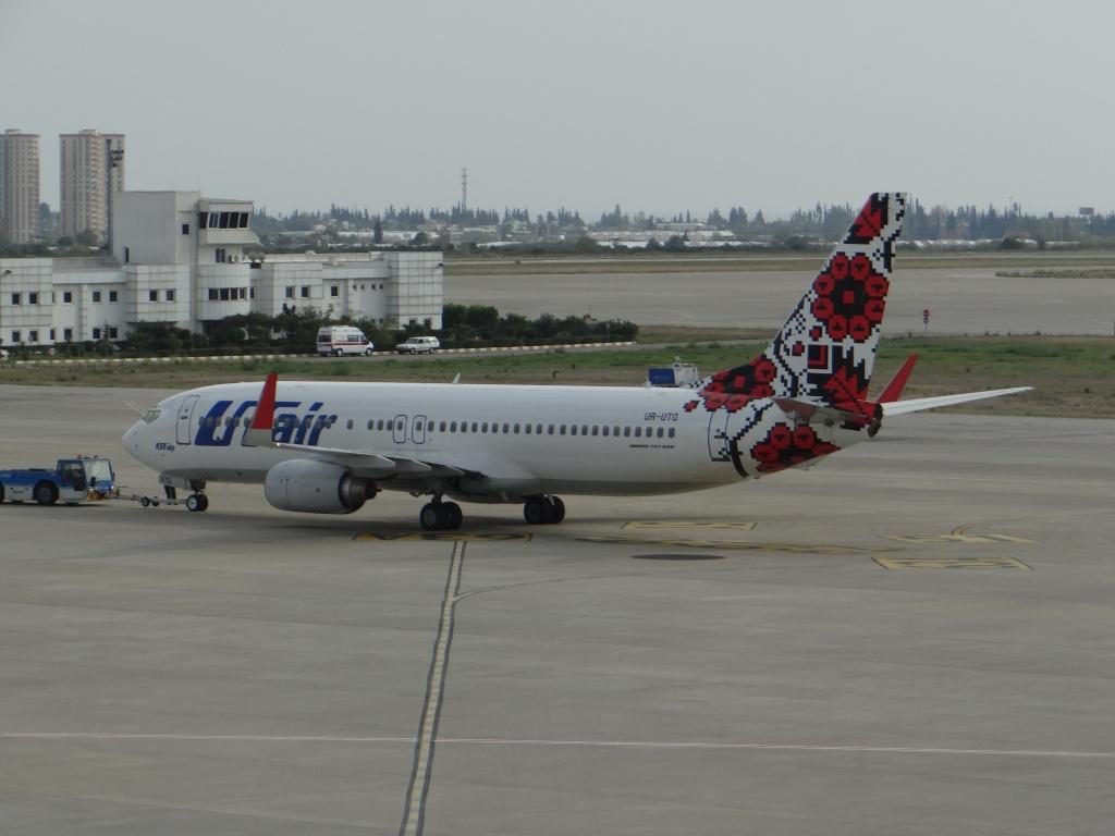 Aéroport d'ANTALYA (Turquie) Dsc02714