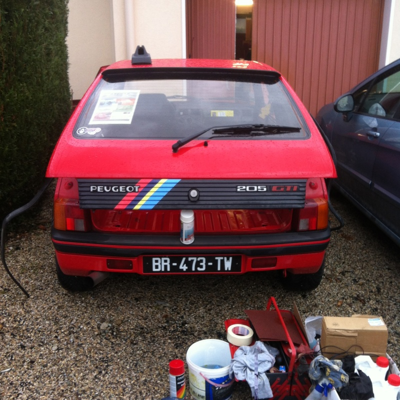 205 GTI 1L9 .... Titine ! - Page 6 Img_2230