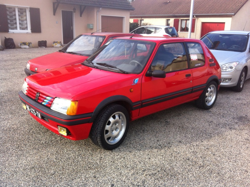 205 GTI 1L9 .... Titine ! - Page 6 Img_2314