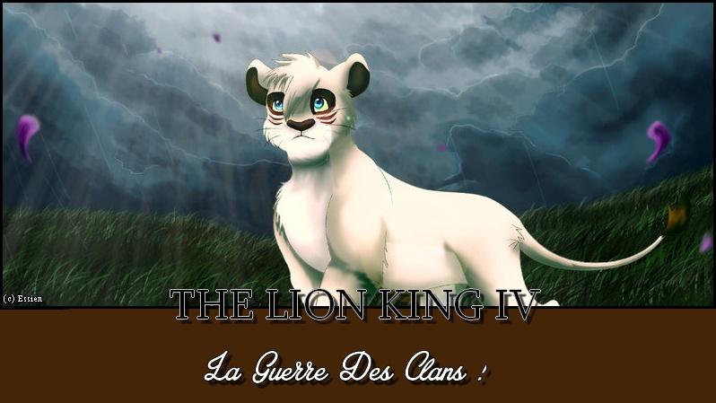 Le Roi Lion 4, La Guerre des Clans