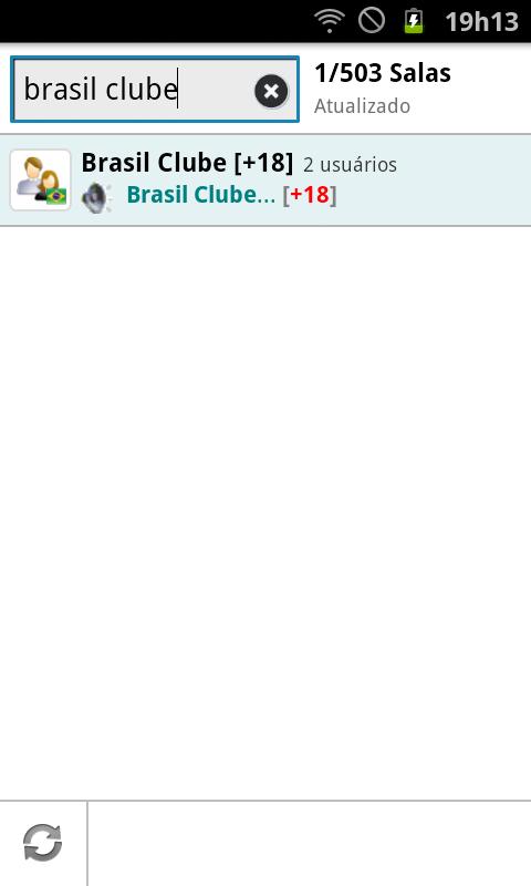 [Android] Ares Chat Client em Português e fundo de chat personalizado Sc201314