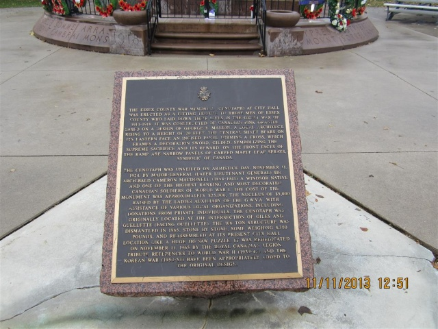 Remembrance Day Cenota15