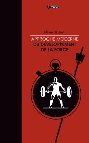 """""""L'approche moderne du développement de la force""""  41lrda10"""