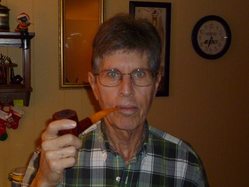 LET'S SEE PICS OF YOU SMOKING A PIPE - Page 2 Pipein12