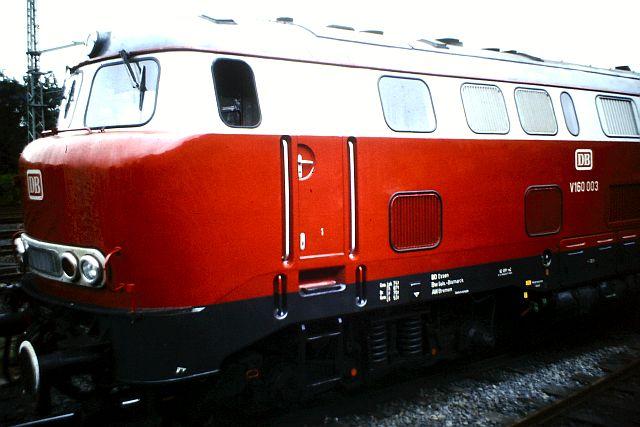 41 360 und 74 1192 auf der Westerwaldbahn 1986 1112