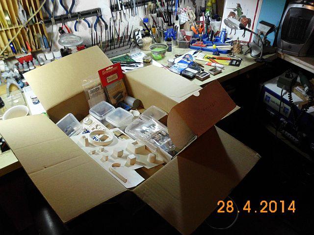 Baubericht Graupner Littorina - Fertig 1132