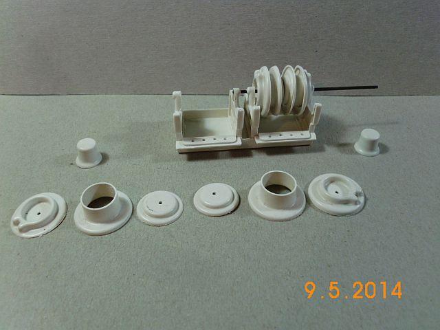 Baubericht Graupner Littorina - Fertig 1137