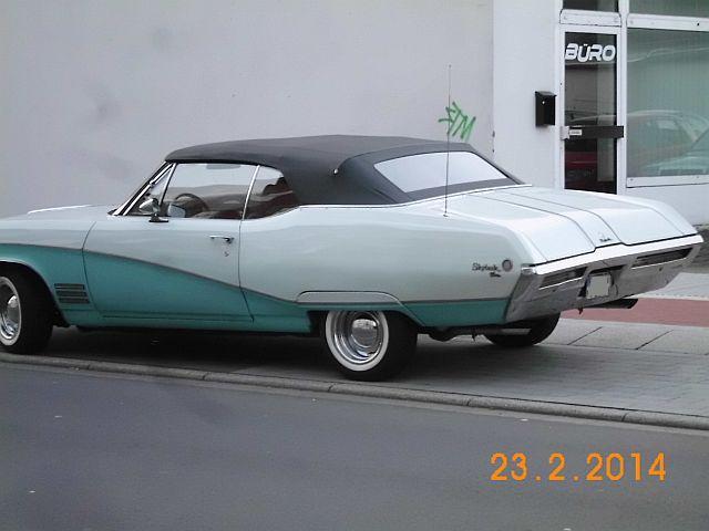 Buick Skylark Custom - Zufallssichtung 1311