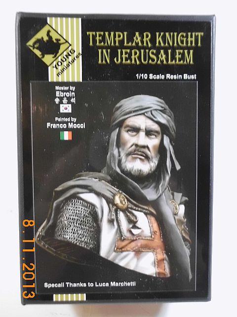 YH 1827 - Templar Knight in Jerusalem - Resinbüste 1/10 - Vorstellung 136