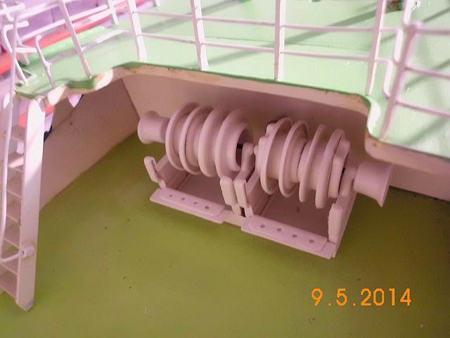 Baubericht Graupner Littorina - Fertig 2118
