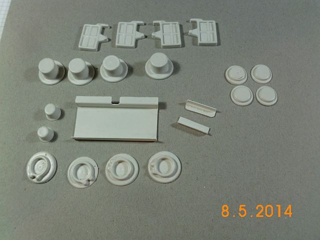 Baubericht Graupner Littorina - Fertig 386