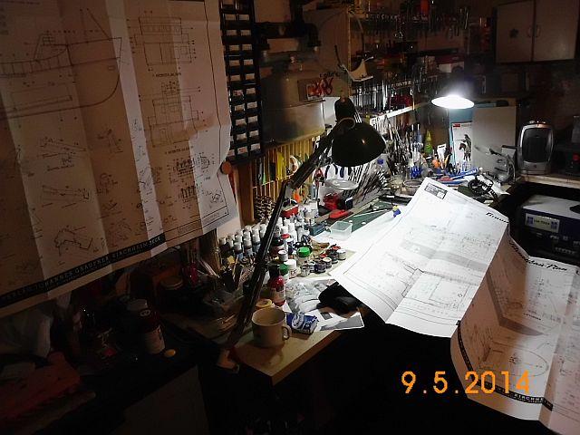 Baubericht Graupner Littorina - Fertig 387