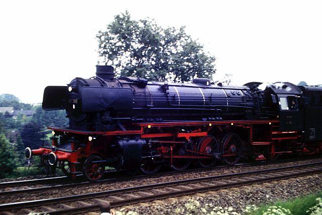 Dampflokomotive 41 360 41_36010