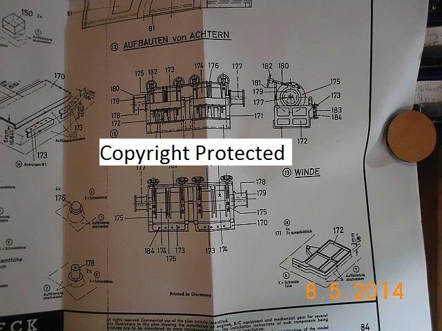 Baubericht Graupner Littorina - Fertig 463