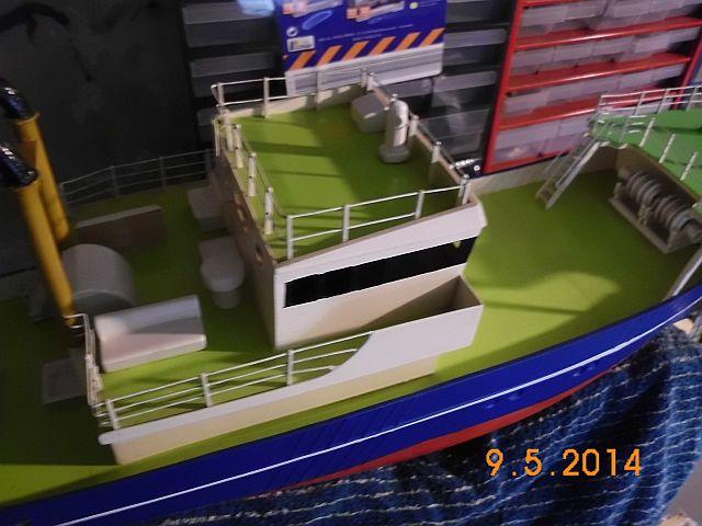 Baubericht Graupner Littorina - Fertig 464