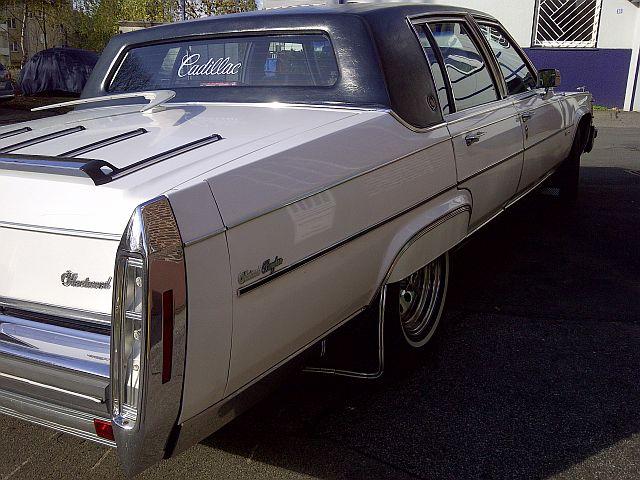 Cadillac Fleetwood Brougham - Zufallssichtung 529