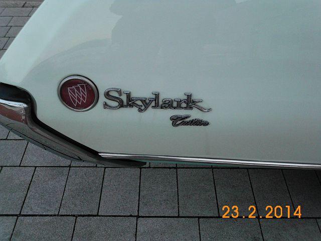 Buick Skylark Custom - Zufallssichtung 815