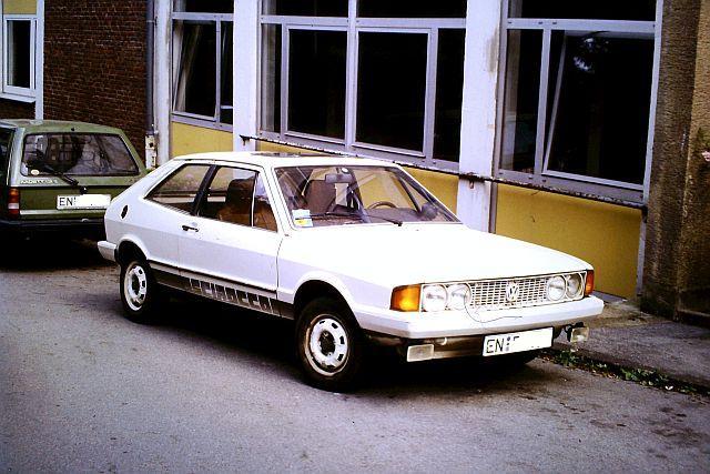 """VW Scirocco LS 80 - Mein erstes Auto - """"Historische"""" Bilder Sci110"""