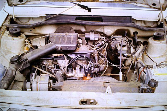 """VW Scirocco LS 80 - Mein erstes Auto - """"Historische"""" Bilder Sci510"""