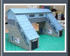 Gebäude / Hintergründe / Texturen - kostenloser Download Wp387b10