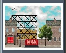 Gebäude / Hintergründe / Texturen - kostenloser Download Wp9cd410