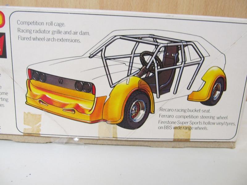 VW Scirocco in 1 zu 25 von Matchbox-AMT Amt-ma11
