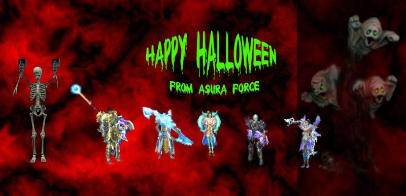 Halloween Wallpaper Fireba10