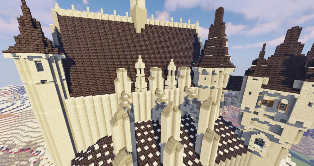 Gros château (nom à définir) 1210