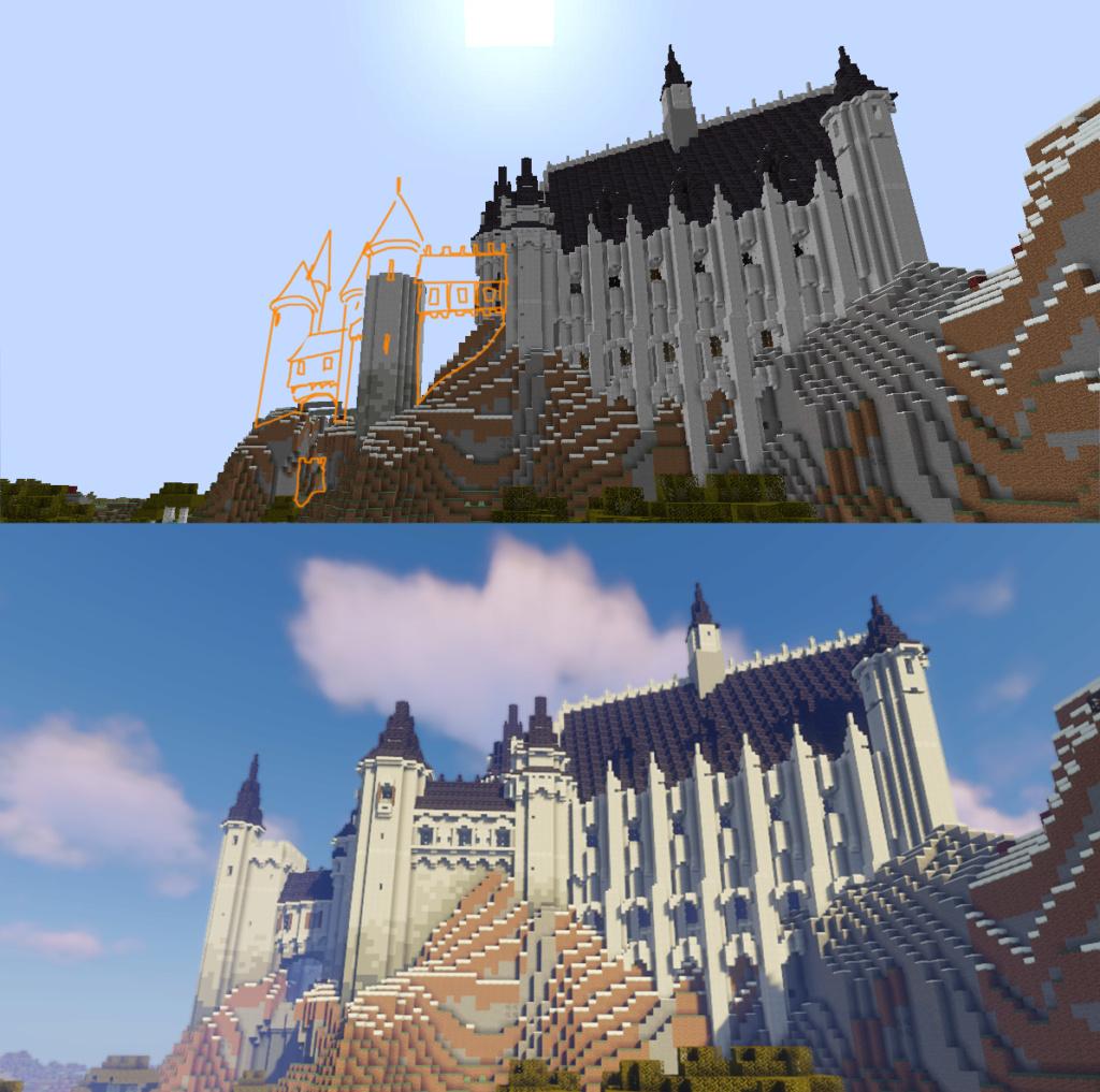 Gros château (nom à définir) B0110