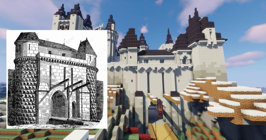 Gros château (nom à définir) B0210