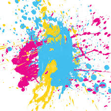 Splatter Paint A12