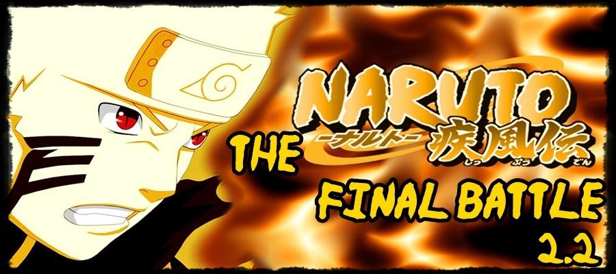 Naruto The Final Battle