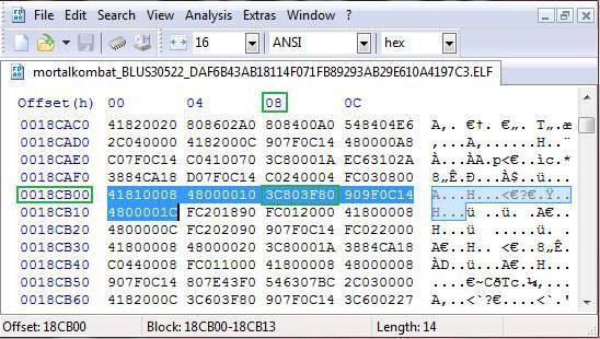 [PS3] Conversion de cheats: De CMP à CCAPI ou inversement Captur23