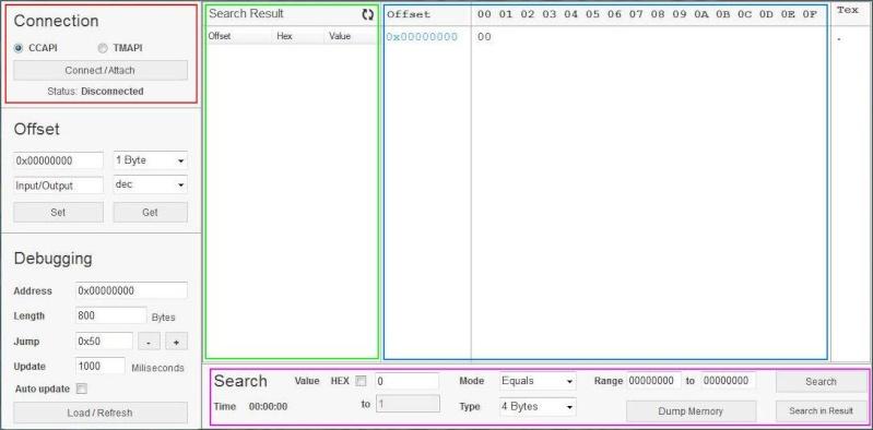 [PS3] RTE CEX: Installer et Utiliser CCAPIDebugger 2.2 Captur52