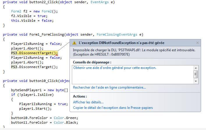 (TUTO) Créer un Tool RTE avec Visual Studio (2/2) (Design et code) Captur76