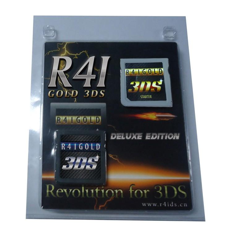 [3DS] R4I Gold 3DS Deluxe Edition: Un nouveau linker R4igol10