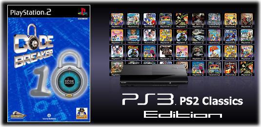 """[PS3] Utiliser des CHEATS """"Codebreaker"""" sur vos PS2 Classics Tuto10"""