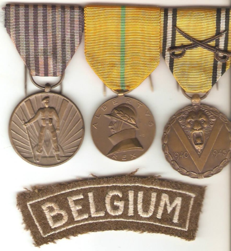 Hommage à mon arrière grand père, volontaire belge pour le RASC 14872410
