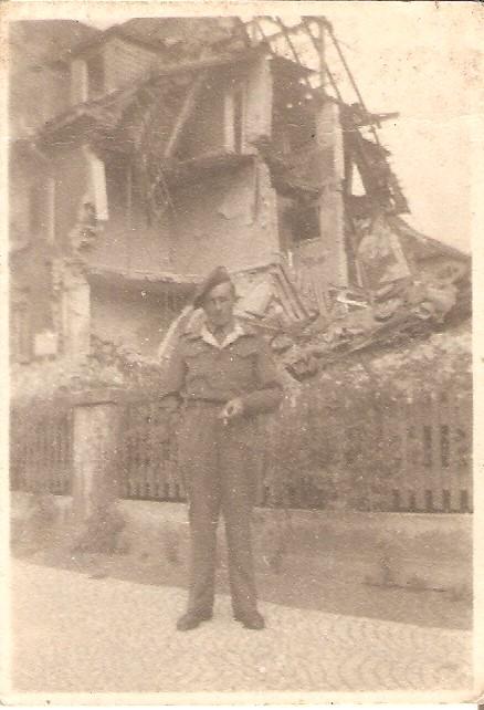 Hommage à mon arrière grand père, volontaire belge pour le RASC 15249510