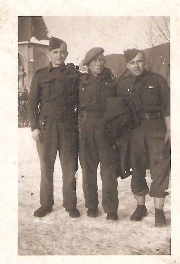 Hommage à mon arrière grand père, volontaire belge pour le RASC 15263710