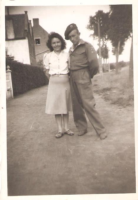 Hommage à mon arrière grand père, volontaire belge pour le RASC 15604010