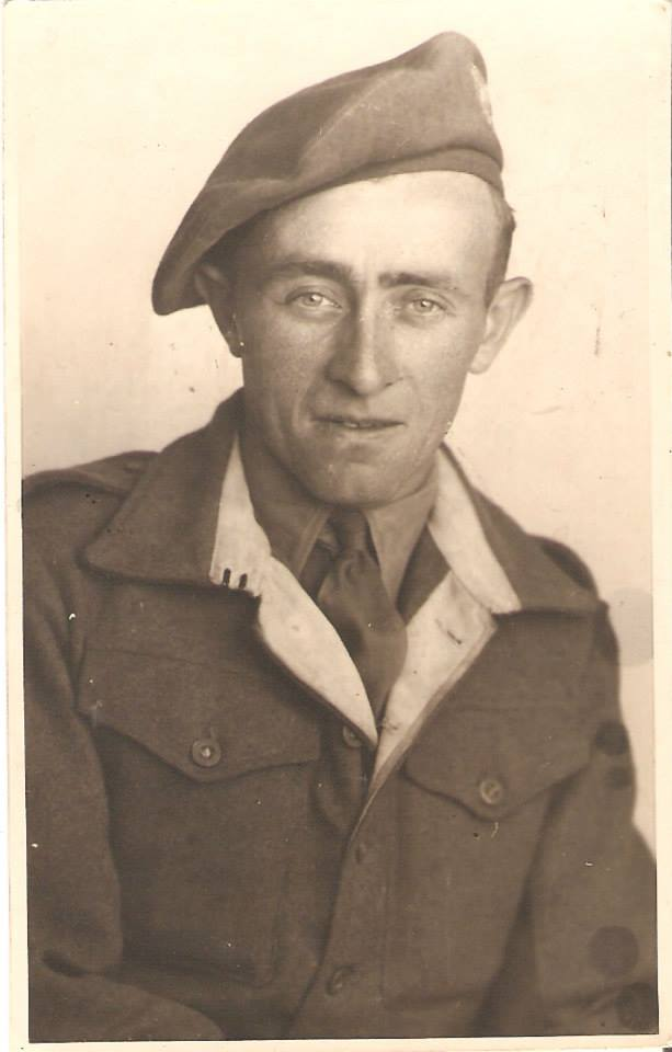 Hommage à mon arrière grand père, volontaire belge pour le RASC 16014010
