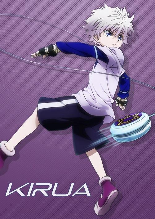 Vos animés/mangas préférés ~ Kirua_10